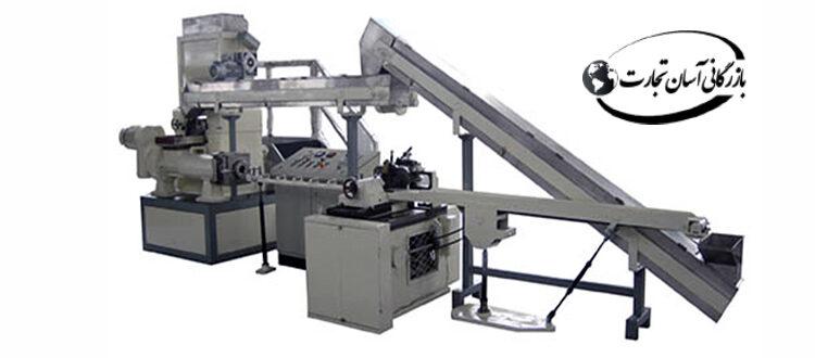 واردات ماشین الات تولید صابون از چین