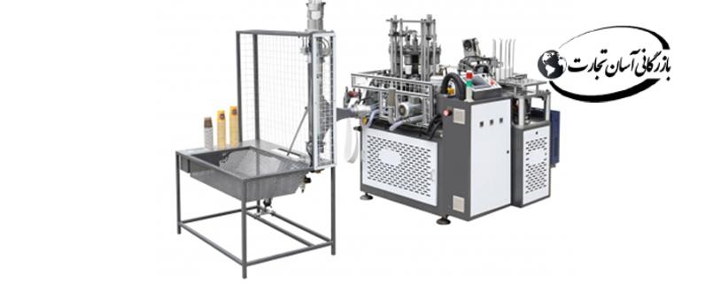 واردات خط تولید لیوان یکبار مصرف
